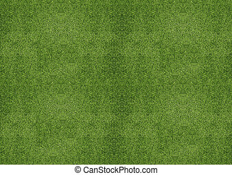 verde, prateria, struttura