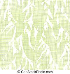 verde sai, têxtil, textura, seamless, padrão, fundo