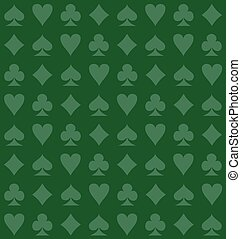 verde, scheda, fondo, completo