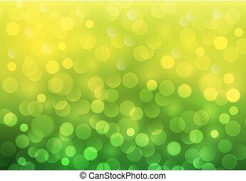 verde, soleggiato, fondo