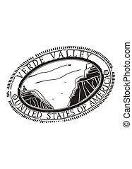 Verde Valley stamp