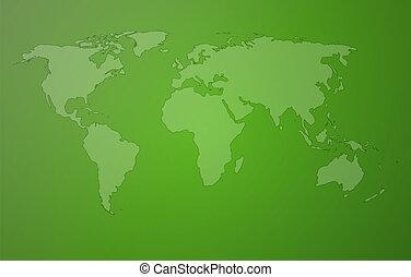 verde, worldmap