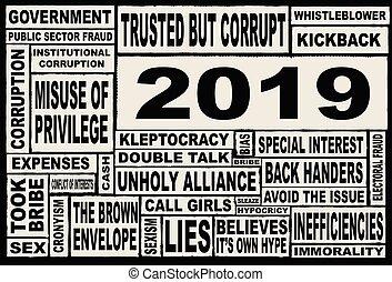 verden, 2019, politik
