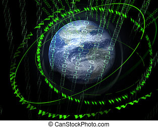 verden, 3, digitale