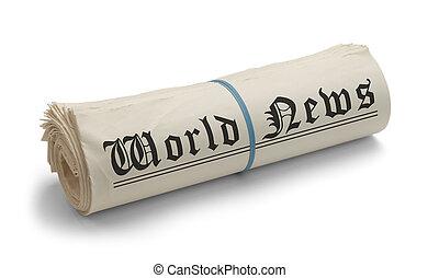 verden, nyhed