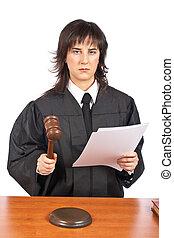 verdict lecture
