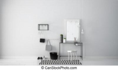 Ideeën om hal en kamer te scheiden zonder muren