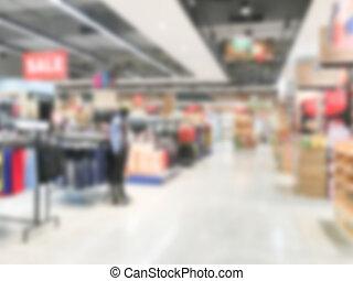verdoezelen, supermarkt
