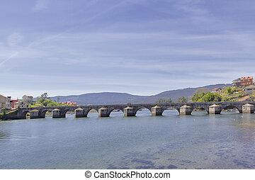 Verdugo River bridge