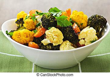 verdura, arrostito