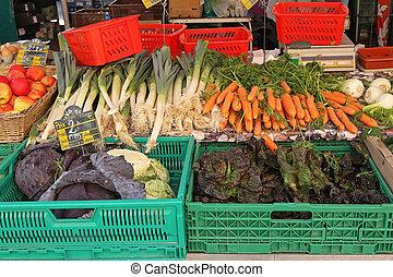 verdura, casse