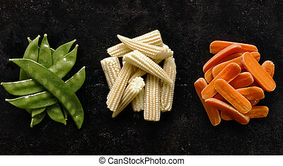 verdura, sauteed