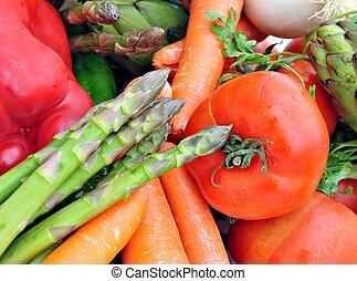 verdura, vario