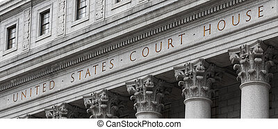 vereinigte staaten, justizgebäude