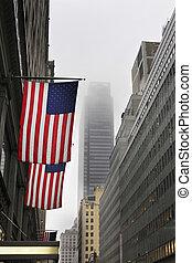 vereinigten staaten, fahne