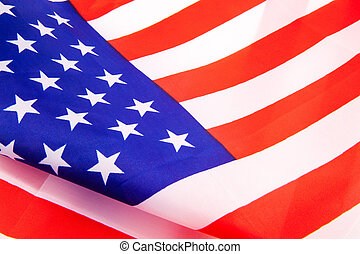 vereinigten staaten, flag.