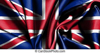 vereinigtes königreich, flag.