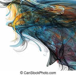 verf , kunstenaar