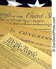 verfassung, von, vereinigten staaten
