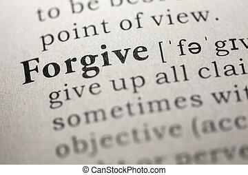 vergeben