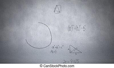 vergelijking, wiskundig