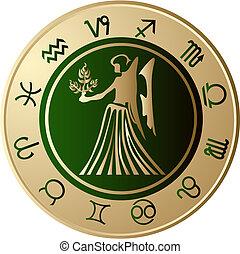 vergine, oroscopo
