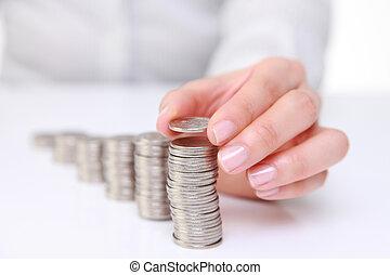verhogen, inkomen