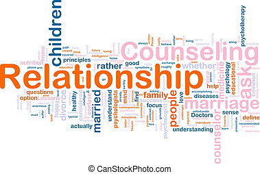 verhouding, counseling