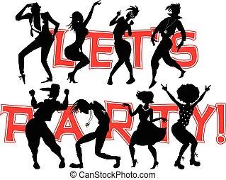 verhuur ons, party!