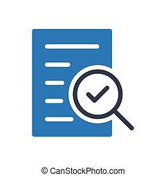 verified  glyph color icon