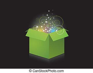 verjaardag geschenk, verrassing