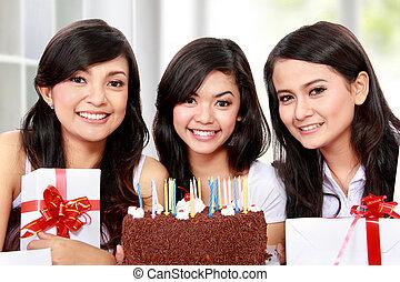 verjaardag viering