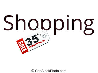 Verkauf, Etiketten - verkauf, etiketten