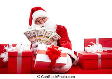 verkauf, geschenke