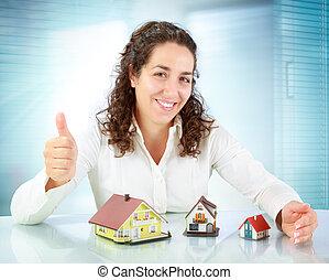 verklig, anbud, lägenheter, medel, egendom