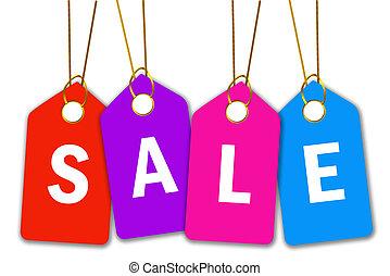 verkoop, pictogram