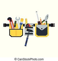 verktyg rem, reparera
