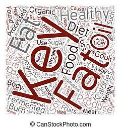 verlies, concept, gewicht, sleutels, wellness, gezonde , wordcloud, achtergrond, tekst