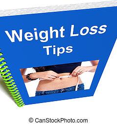 verlies, gewicht, raad, dieet, boek, tips, optredens