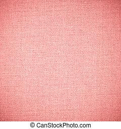 vermelho, abstratos, linho, fundo
