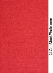 vermelho, têxtil, cobertura, livro