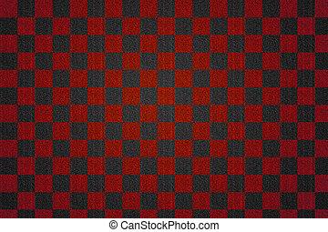 vermelho, tecido, textura