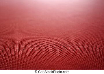 vermelho, textura, tecido