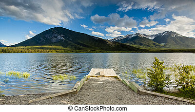 Vermillion Lake, Banff