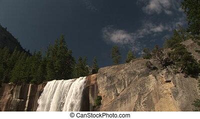 Vernal Falls, Yosemite National Park