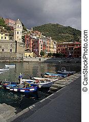 Vernazza Dock