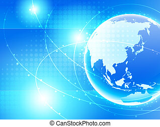 vernetzung, asia