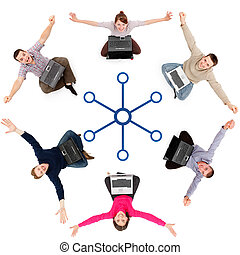 vernetzung, mitglieder, sozial