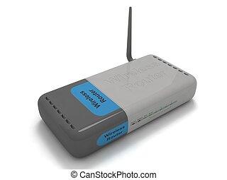 vernetzung, router