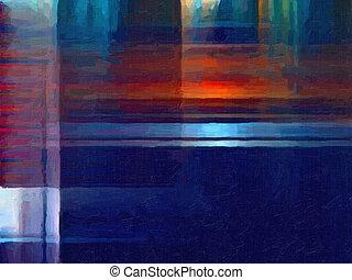 vernice, olio, fondo